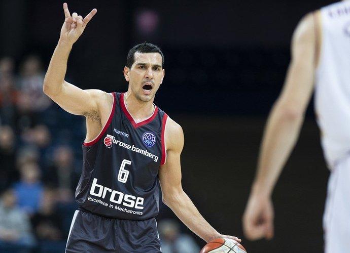 N.Zisis turėtų perimti lietuvio pareigas (FIBA Europe nuotr.)
