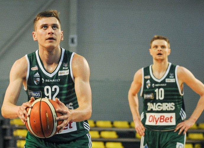 E.Ulanovas dar mažiausiai du sezonus gins Kauno klubo garbę (Fotodiena.lt)