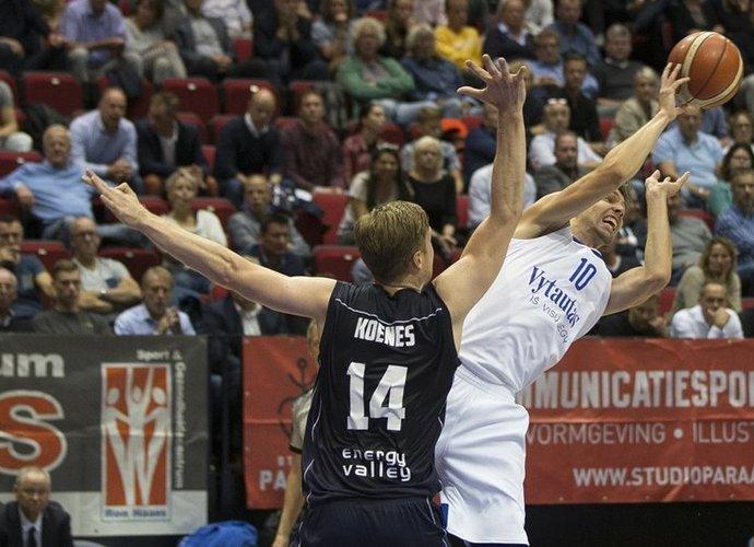 Prieniškiams žaidimas tiesiog nesiklijavo (FIBA Europe nuotr.)