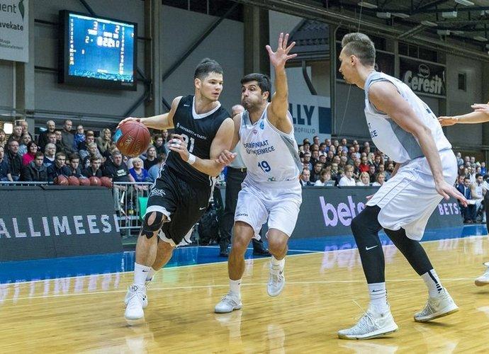 V.Čižauskas buvo arti dvigubo dublio (FIBA Europe nuotr.)