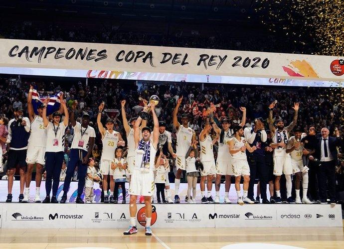 """""""Real"""" neturėjo lygių Ispanijoje"""