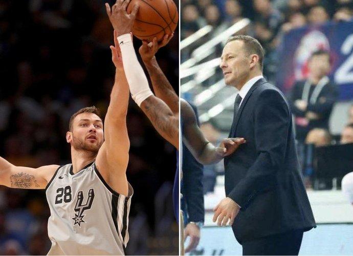 D.Motiejūnas turėtų likti NBA – mano R.Jarutis (Scanpix ir Kinijos lygos nuotr.)