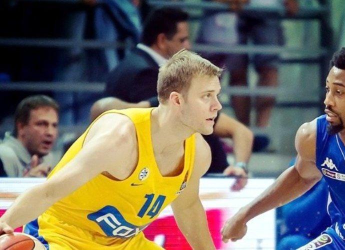 N.Woltersas buvo rezultatyviausias Tel Avivo ekipoje