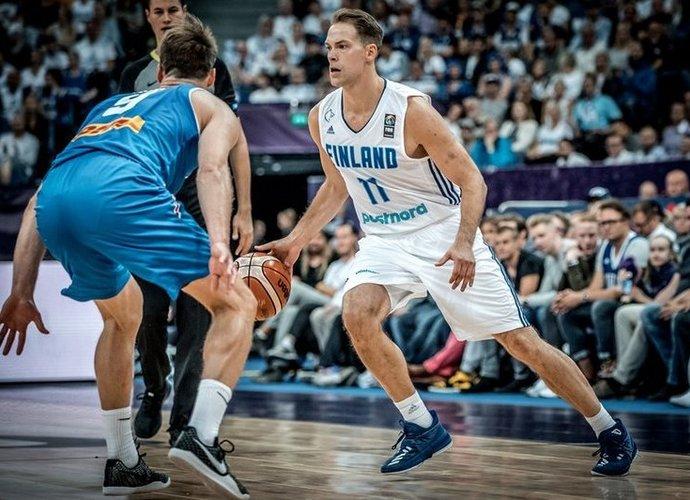 P.Koponenas laukiamas rinktinėje (FIBA Europe nuotr.)