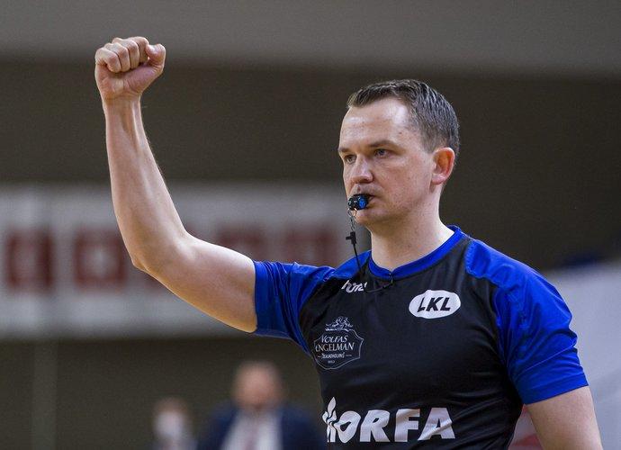 G.Vilius darbuosis Eurolygos finaliniame ketverte (BNS nuotr.)