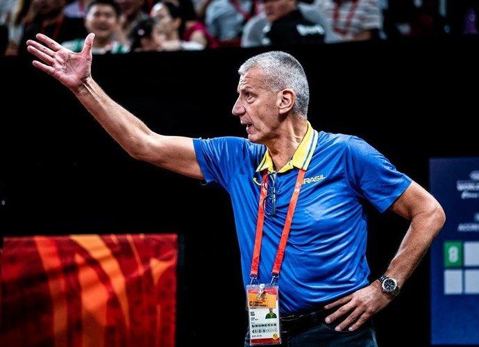 A.Petrovičius paliko rinktinę (FIBA nuotr.)
