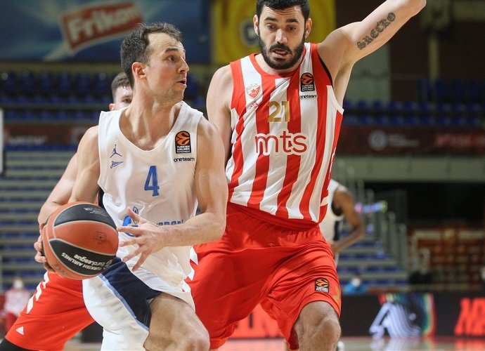 K.Pangosas yra geidžiamas tarp Eurolygos klubų (Euroleague.net)