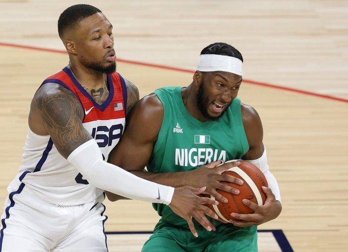 J.Okogie turėtų būti vienu iš komandos lyderių (Scanpix nuotr.)