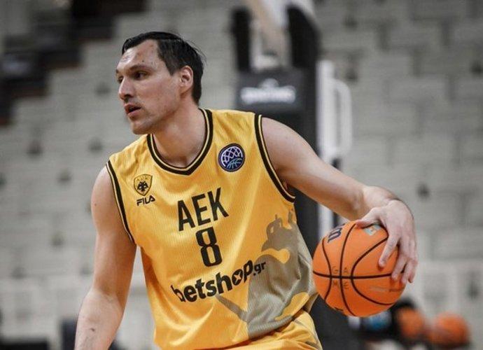J.Mačiulis atkovojo 5 kamuolius (FIBA Europe nuotr.)