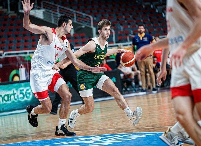 A.Marčiulionis pelnė 11 taškų (FIBA nuotr.)
