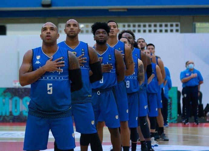 Venesuelos rinktinė yra pirmoji lietuvių varžovė (FIBA nuotr.)