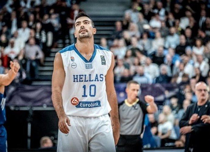 K.Sloukas puikiai atspindi dabartinį graikišką krepšinį (FIBA Europe nuotr.)