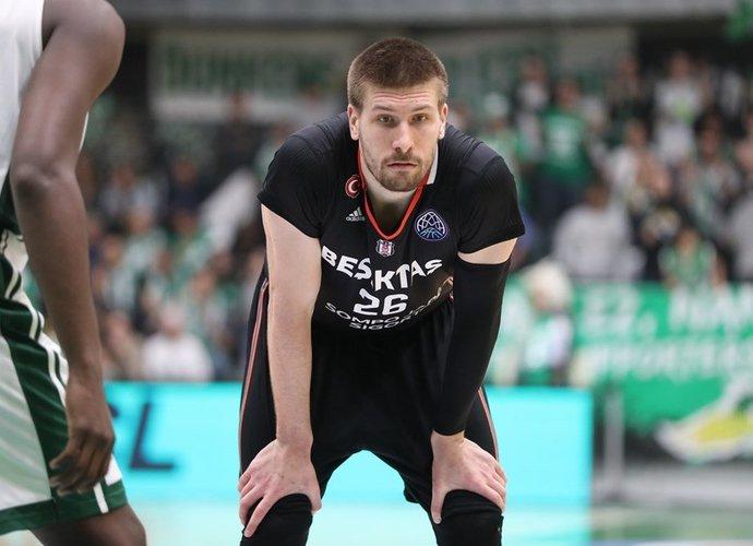 I.Buva paliko klubą (FIBA Europe nuotr.)