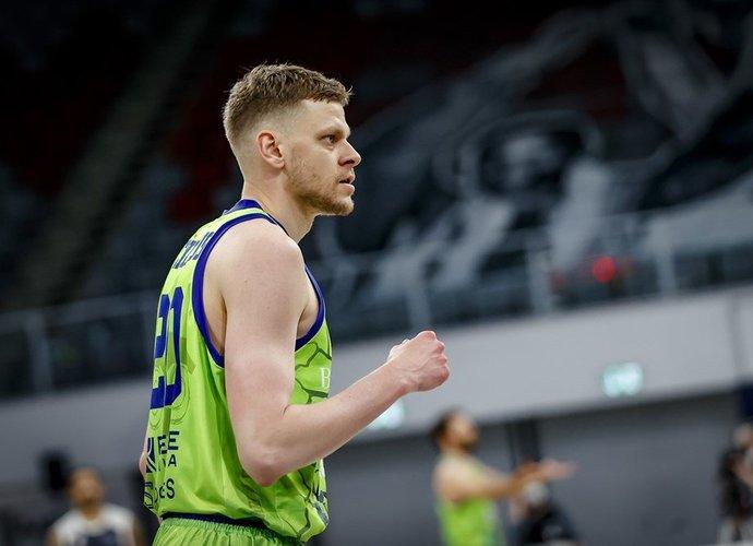 E.Bendžius pelnė 15 taškų (FIBA Europe nuotr.)