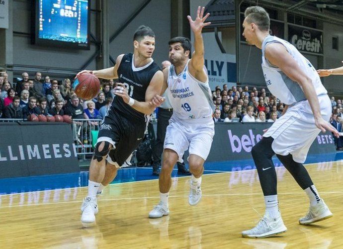V.Čižauskas buvo nesustabdomas (FIBA Europe nuotr.)