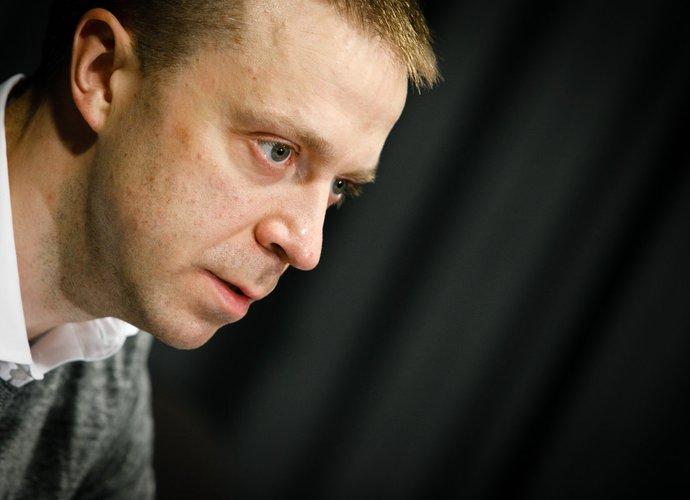 P.Motiejūnas ieškos trenerio užsienyje (BNS nuotr.)
