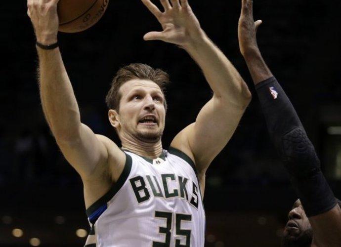 M.Teletovičius neliko sužavėtas NBA (Scanpix nuotr.)