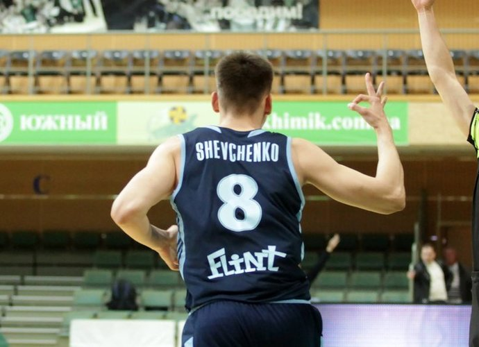 """V.Ševčenka stiprina Kėdainių komandą (""""Facebook"""" nuotr.)"""