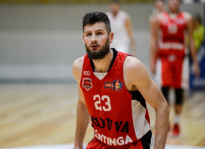 G.Navickas vedė į pergalę savo komandą (NKL nuotr.)