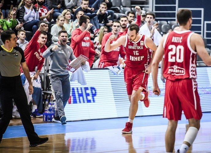 Kroatams pergalė buvo labai reikalinga (FIBA Europe nuotr.)