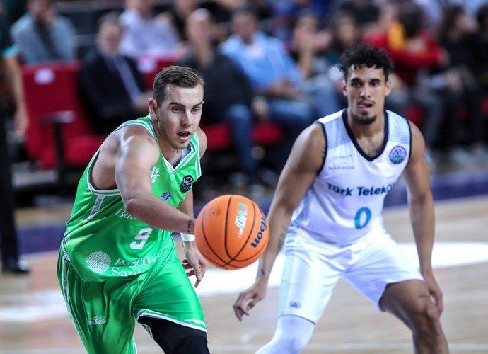 P.Sorokas sužaidė gerą mačą (FIBA Europe nuotr.)