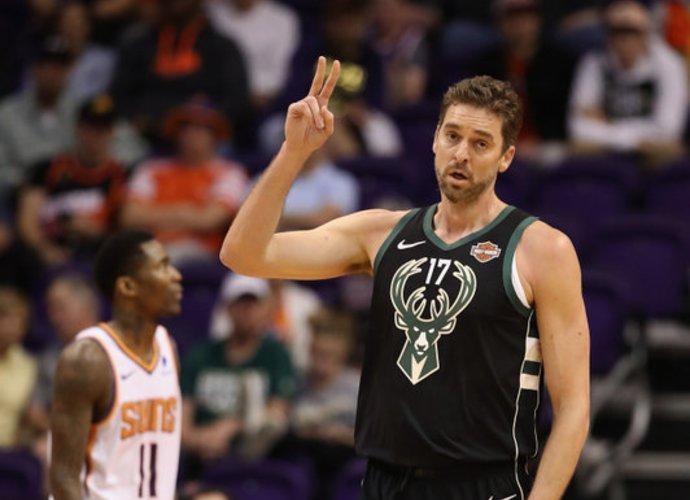 P.Gasolis tęsia karjerą NBA (Scanpix nuotr.)