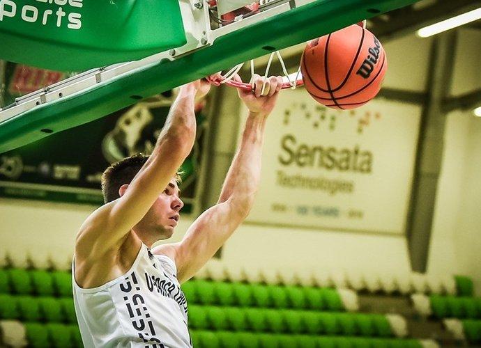 D.Tarolis išlaiko stabilų žaidimą (FIBA Europe nuotr.)