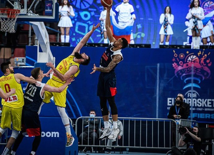 J.Bolomboy'us pelnė 19 taškų (FIBA Europe nuotr.)