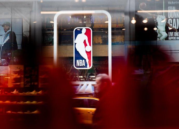 NBA sezonas gali būti nutrauktas (Scanpix nuotr.)