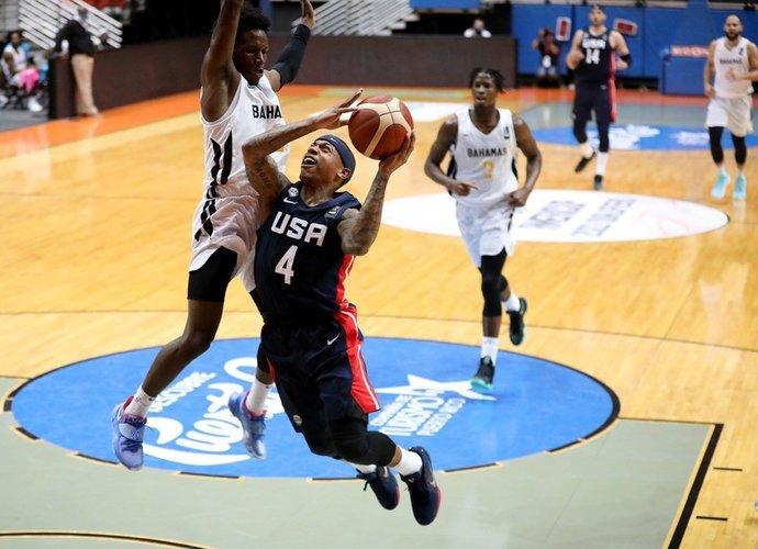 I.Thomasas pelnė 19 taškų (FIBA nuotr.)