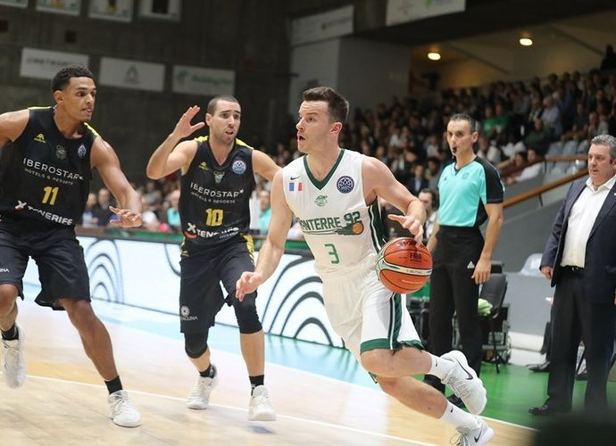 A.Juškevičius tęsia rezultatyvių pasirodymų seriją (FIBA Europe nuotr.)