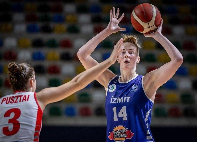 E.Šikšniūtė žaidė įspūdingai (FIBA nuotr.)