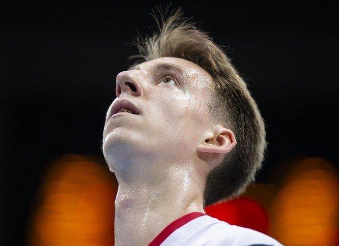 A.Kulboka pataikė tik tritaškius (FIBA Europe nuotr.)