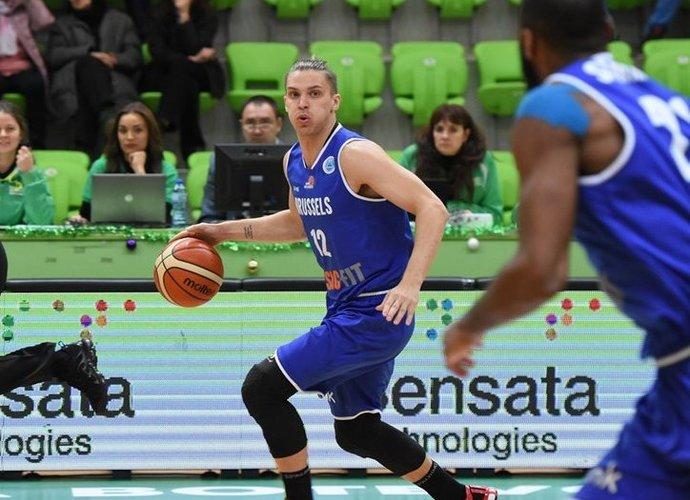 A.Pečiukevičius keliasi į Ispaniją (FIBA Europe nuotr.)