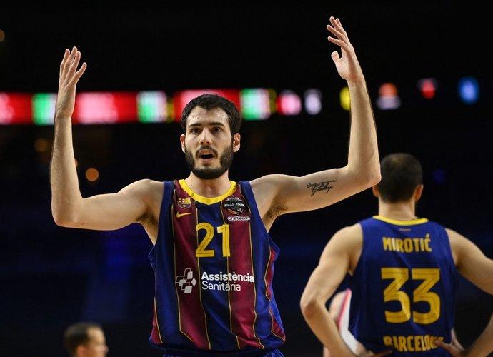 A.Abrinesas ilgam lieka Barselonos klube (Scanpix nuotr.)