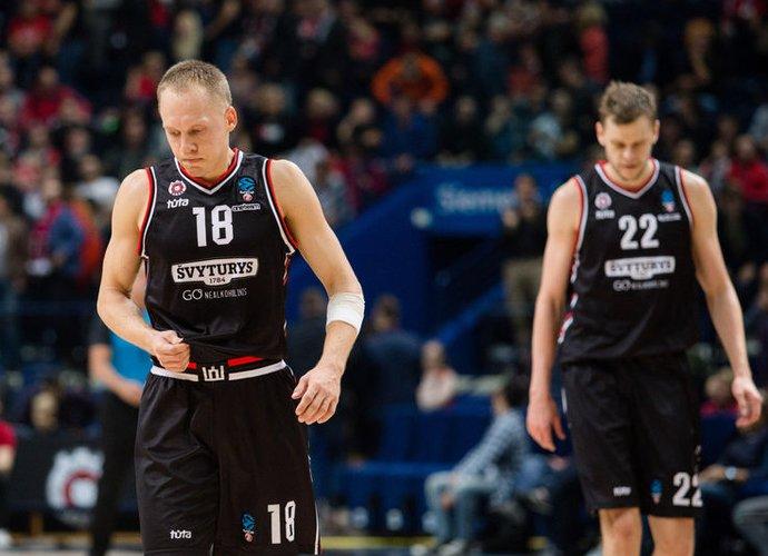 M.Girdžiūnas šį sezoną pradėjo blankiai (BNS nuotr.)