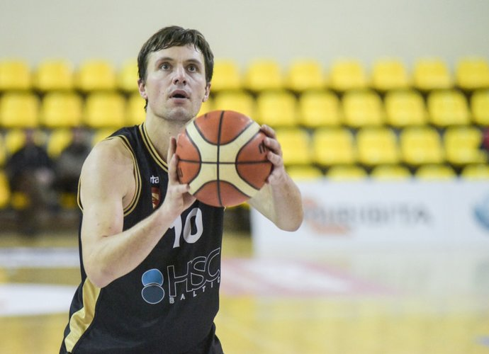 M.Ruikis pelnė 17 taškų (NKL nuotr.)