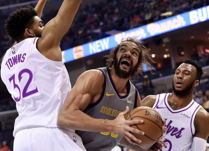 J.Noah grįžta į NBA (Scanpix nuotr.)
