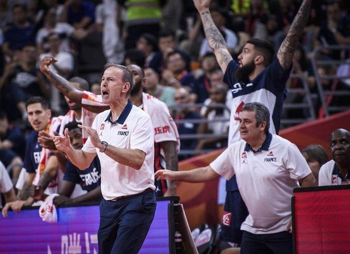 Prancūzija pagriebė paskutinį bilietą į olimpiadą (FIBA nuotr.)