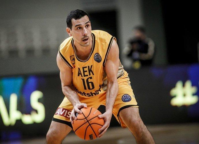 N.Zisis baigė karjerą (FIBA nuotr.)
