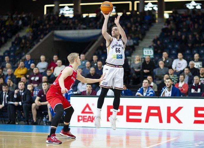 Panevėžiečiai nepasiekė revanšo (FIBA Europe nuotr.)