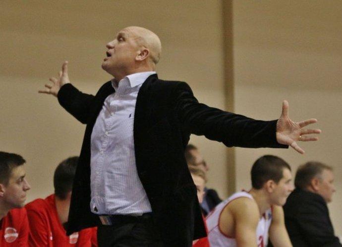 A.Rudys dirbs trenerių štabe (Vytauto Mikaičio nuotr.)