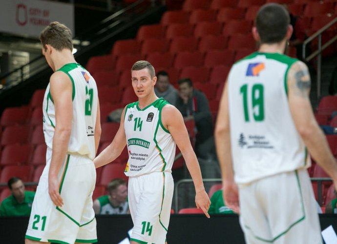 P.Petrilevičius žaidė rezultatyviai (BNS nuotr.)