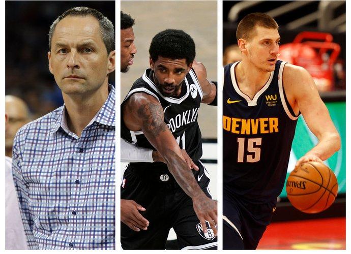 NBA netrūko įvykių (Scanpix nuotr.)