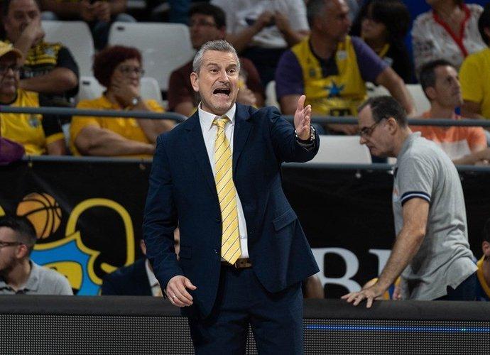 I.Zouros abejoja, ar dar dirbs Graikijoje (FIBA nuotr.)