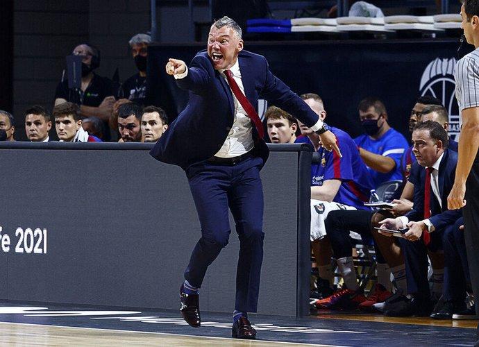 Š.Jasikevičius yra treneris, prieš kurį norima žaisti labiausiai