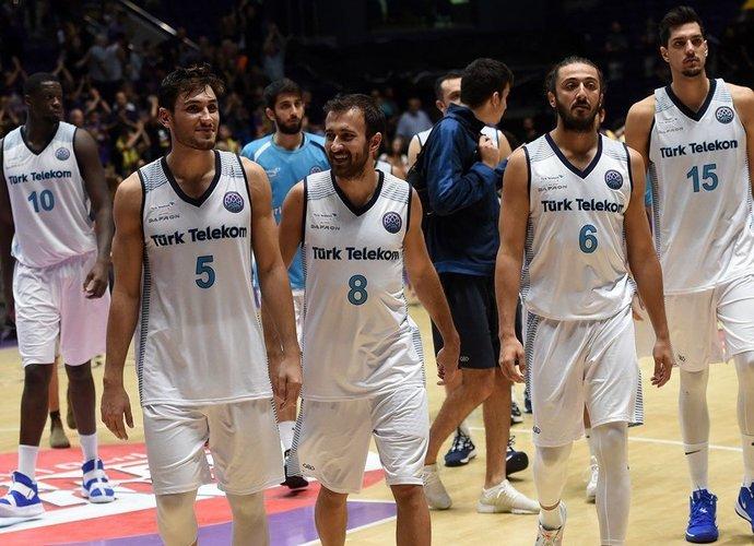 Į Panevėžį atvyksta vieni turnyro favoritų (FIBA nuotr.)