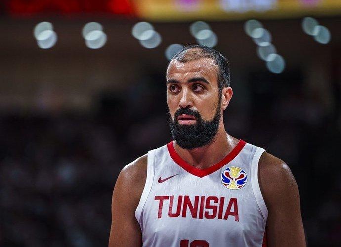 M.Ben Romdhane'as surengė dar vieną labai naudingą pasirodymą (FIBA nuotr.)