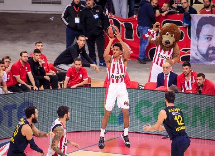 A.Toupane'as žais Malagos klube
