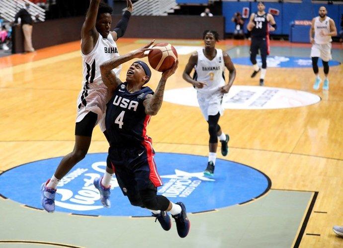 I.Thomasas gali papildyti pajėgią NBA ekipą (FIBA nuotr.)